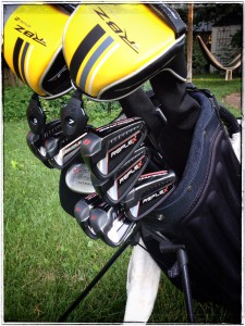 Wilson Reflex Irons review