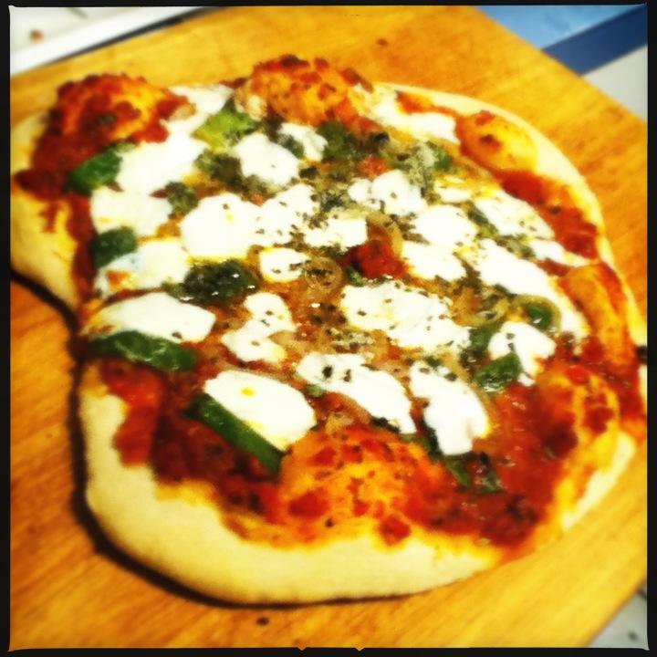 Julia childs french chef pizza dough rubrightrubright julia child pizza dough forumfinder Gallery